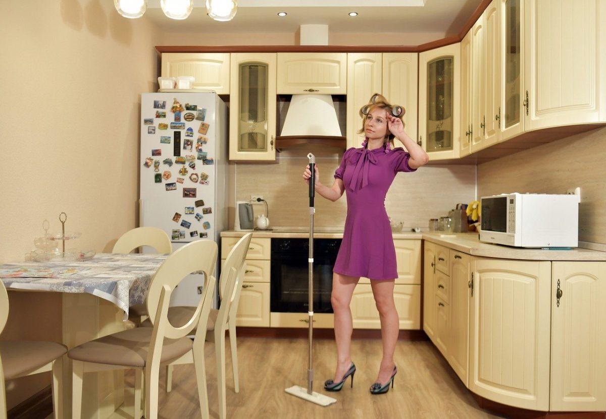 Faire le ménage